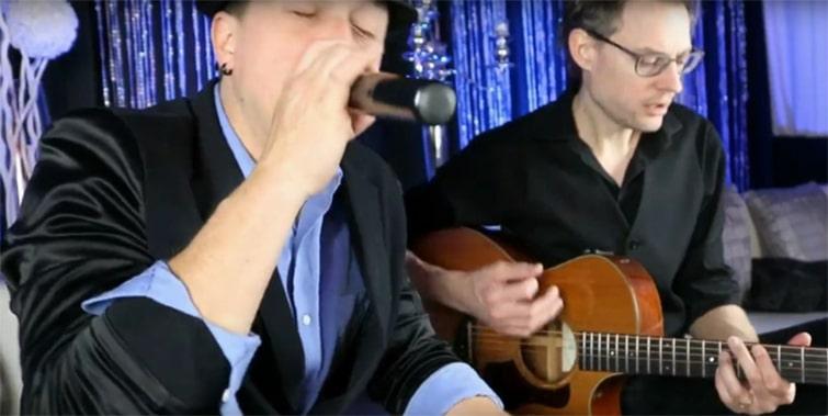Fred Pothier artiste solo duo