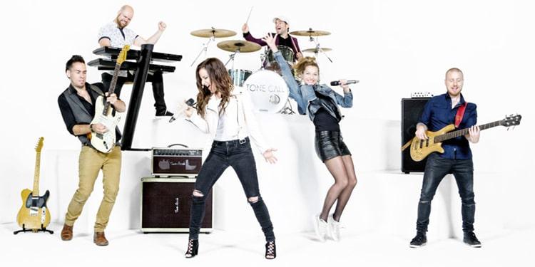 Tone Call duo trio artiste agence Les Productions Maximum artistes